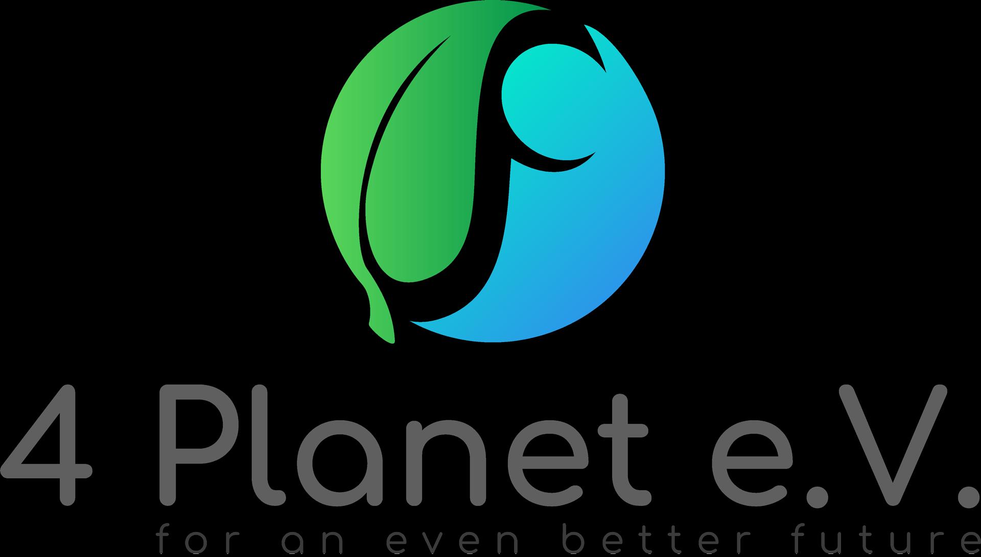 Logo 4 Planet e.V.